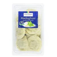Medaglioni Basilico e Pinoli
