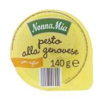 Pesto alla Genovese con Aglio