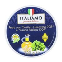 Pesto Basilico Genovese Dop e Grana Padano Dop