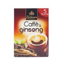 Preparato per Bevanda al Gusto di Caffè e Ginseng