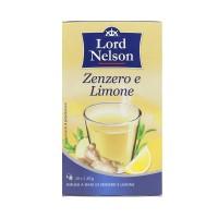Tisane allo Zenzero-limone