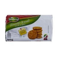 Biscotti con Cereali Ricchi di Fibra