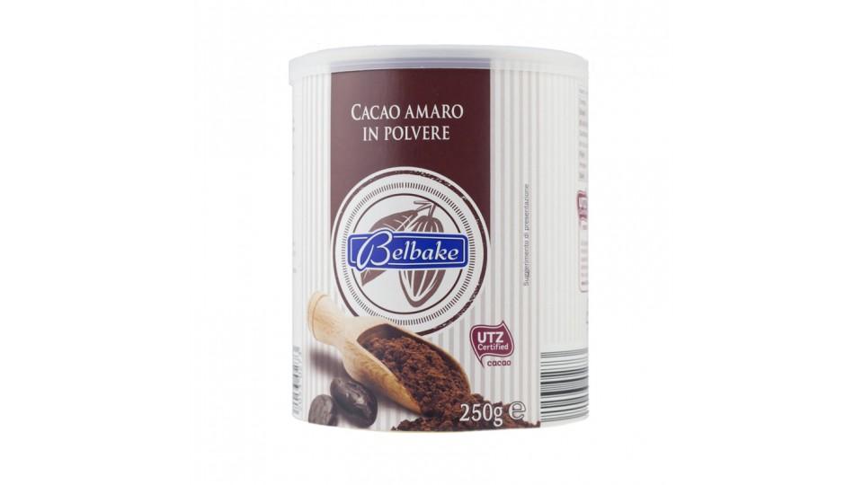 Cacao in Polvere Amaro | Confetture, miele e creme spalmabili ...