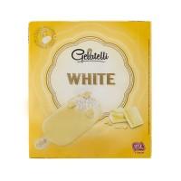 Gelato Vaniglia Ricoperto Cioccolato Bianco