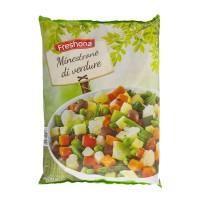 Minestrone con 14 Verdure