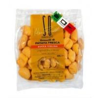 Gnocchi Patate Zucca
