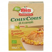 Bio Cous Cous di 4 Cereali