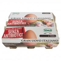 Gran Uovo Italiano 6 Uova