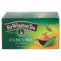 Curcuma Tè Verde 20 x 1,75 g