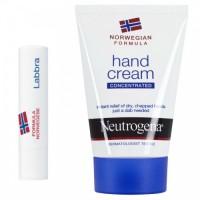 Crema Mani + Proteggi Labbra Stick