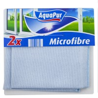 Panno in Microfibra Multisuperficie per Vetri