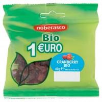 1 €uro Bio Cranberry