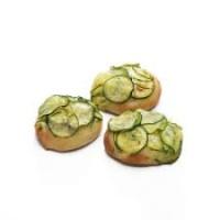 Pizzette di Pane con Zucchine