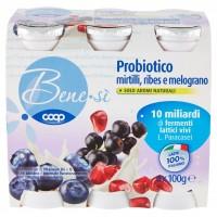 Probiotico Mirtilli, Ribes e Melograno