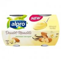Soya Dessert Alpro Vaniglia Multipack