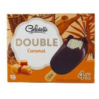 Gelati Double Caramello Ricoperti