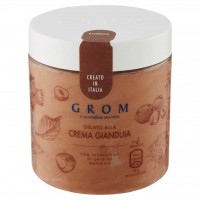 Grom, gelato alla crema gianduia