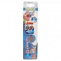 Marvel Avengers Travel Kit Toothbrush & Cap