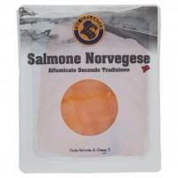 SALMONE NORVEGESE AFFUMIC. CALDO