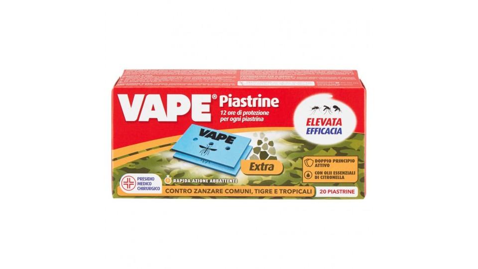 Piastrine Extra 20 Pz