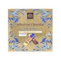Selezione di Barrette di Cioccolato al Latte