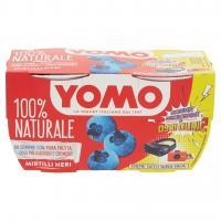 Yomo 100% Naturale mirtilli neri