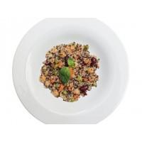 Quinoa Tricolore con Legumi