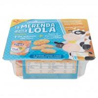 La Merenda della Lola 1 Thé Deteinato alla Pesca + Snack di Formaggio Croccantissimo