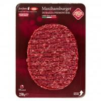 Maxihamburger di Razza Piemontese
