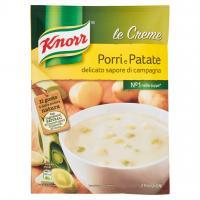 Knorr, le Creme porri e patate