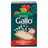 Gran Gallo, Risotti riso Arborio