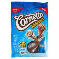 Cornetto Miniature classico - chocolate cacao 12 pezzi