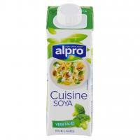 Alpro, Cuisine Soya condimento vegetale