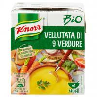 Knorr, Bio vellutata di 9 verdure