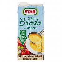 Star, Il mio Brodo di manzo -30% di sale