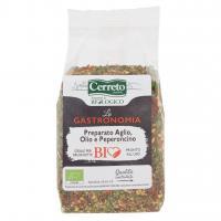 Cerreto Bio Preparato per pasta aglio olio e peperoncino