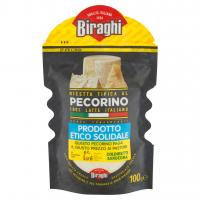 Biraghi Ricetta Tipica al Pecorino