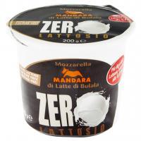 Mandara Zero Lattosio Mozzarella di latte di Bufala