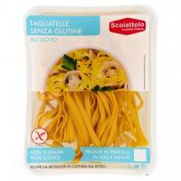 Scoiattolo Senza Glutine Tagliatelle all'Uovo