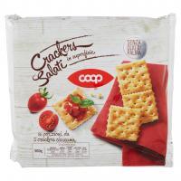 Crackers salati in superficie Ecor