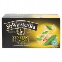 Sir Winston Tea Zenzero e limone tè nero
