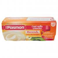 Plasmon Merenda latte alla vaniglia