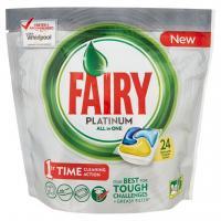 Fairy Caps Platinum - Lemon