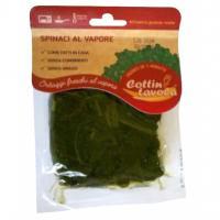 Spinaci al Vapore