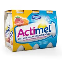Actimel Pesca e Pappa Reale