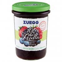 Zuegg 100% da Frutta Frutti di Bosco