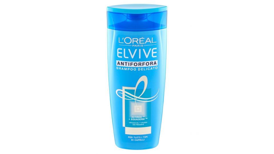 Elvive Antiforfora Shampoo delicato per tutti i tipi di capelli