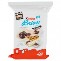 Kinder Brioss Latte e Cacao
