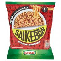 Star Saikebon Bag Pollo Salsa Soia