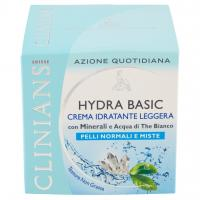 Clinians Hydra Plus Crema Idratante Leggera Pelli Normali o Miste